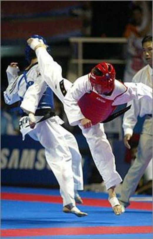 Is TaeKwonDo A Good Martial Art?