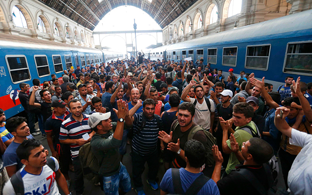Syrian Refugee Crisis Is Just The Tip Of The Iceberg