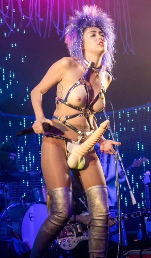 Miley Cyrus- WTF