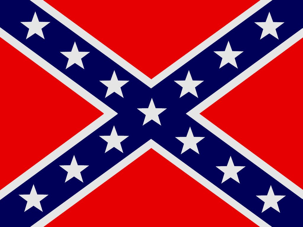 Ban The Confederate Flag?